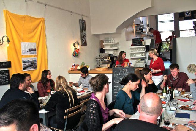 La Panemena, event, bristol, gluten free, sarah kreczmer, photography