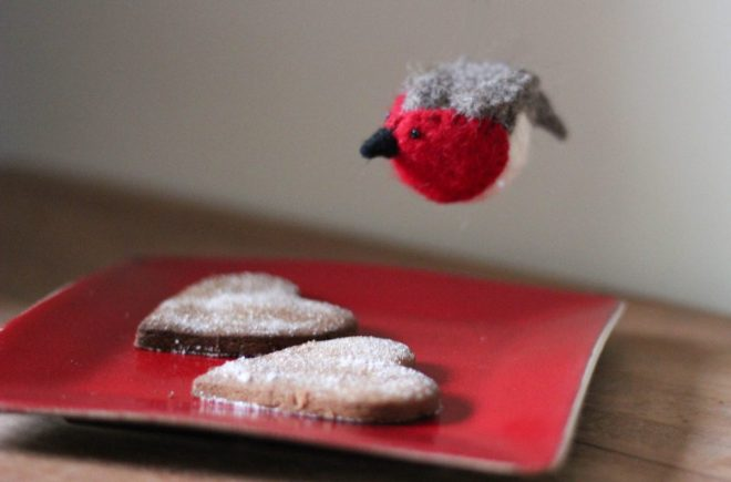 gluten free, cookies, christmas, black treacle, cinammon