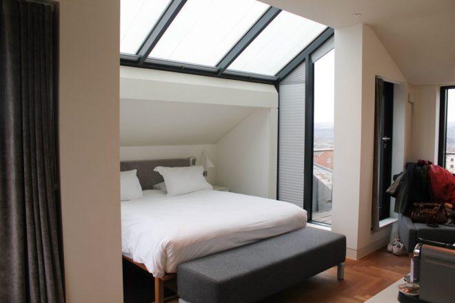 Bedroom, Magdalen chapter