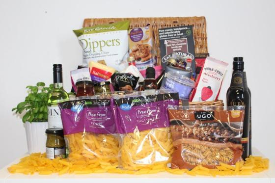 gluten free, hamper, prize, gluten free blog uk, gluten free