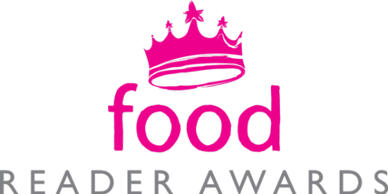 reader-awards-logo, wuthering bites, best food blogger, shortlist