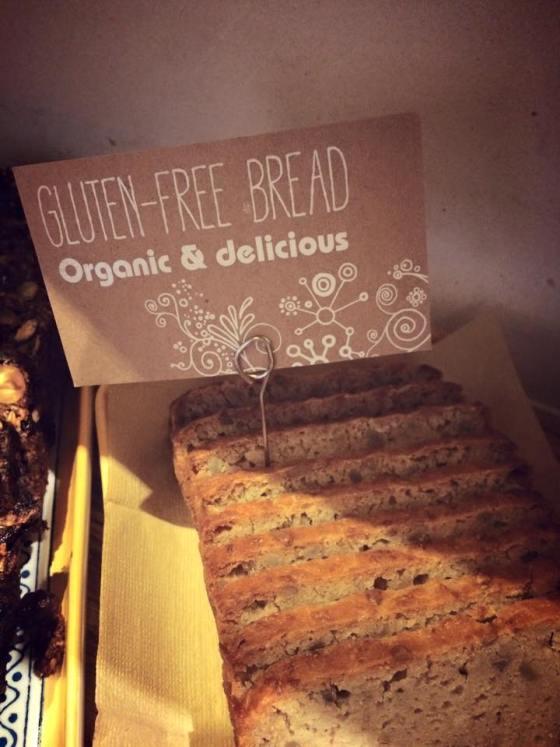 gluten free, bread, axel guldsmeden