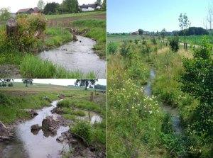 Ausführung - Hochwasserschutz Etzelshoferbach