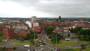 Wolverhampton Skyline