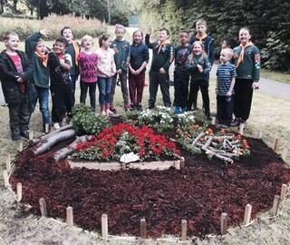 Wednesfield Park - Scouts