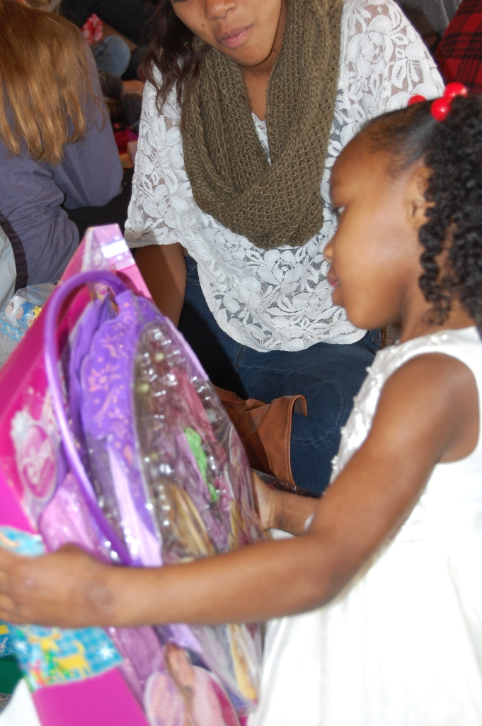Kindergarten Christmas Party