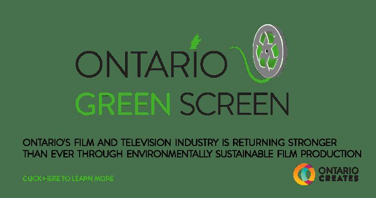Ontario Green Screen Launches