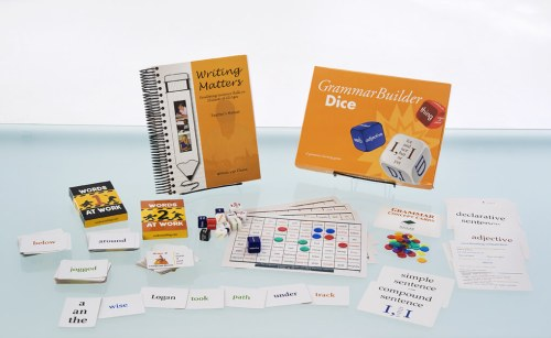 Deluxe Writing Tutor Pack
