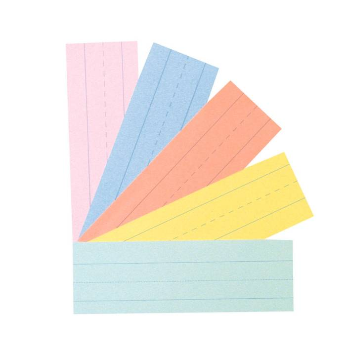 Index Cards - Manila Ruled 3x9 100 pack