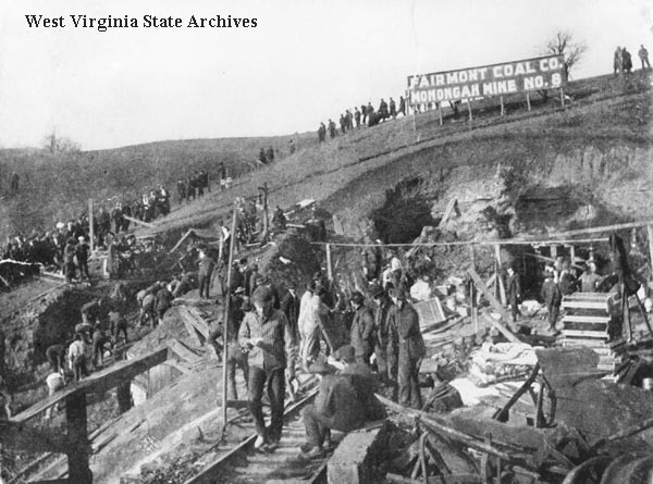 Monongah Mine Disaster