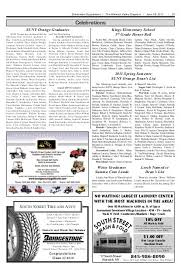 The Warwick Valley Dispatch - 1/8 page ad
