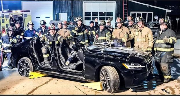 WFD Extrication Drill