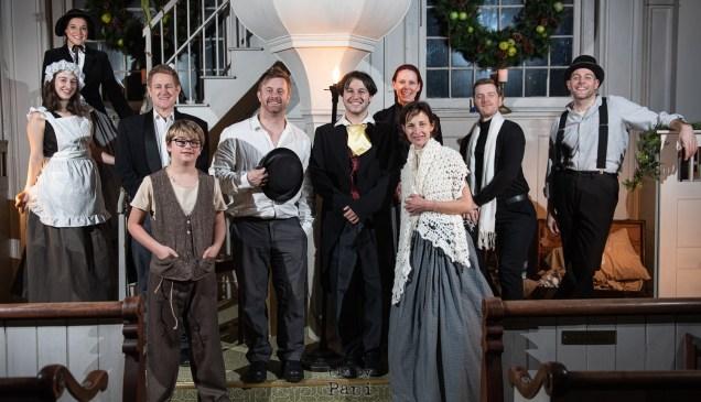 Cast of A Christmas Carol