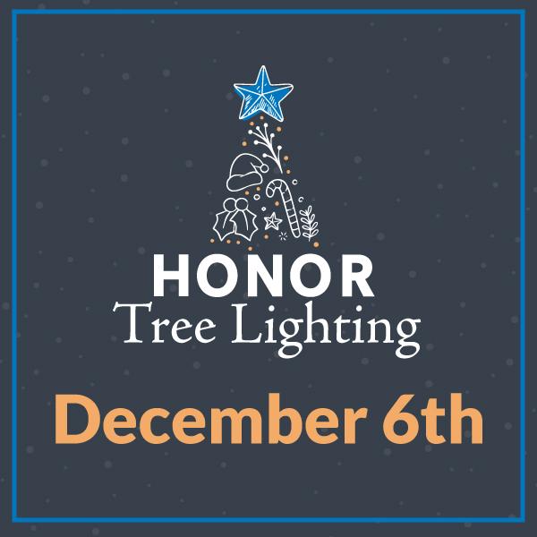 Honor Tree Lighting