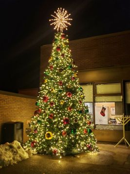 St. Anthony Christmas tree lighting p-5