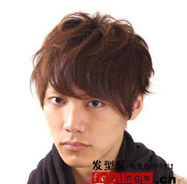 2012年最新長臉男生短髮推薦_男生髮型_2020髮型網
