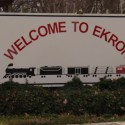 Ekron Commissioners Discuss Business