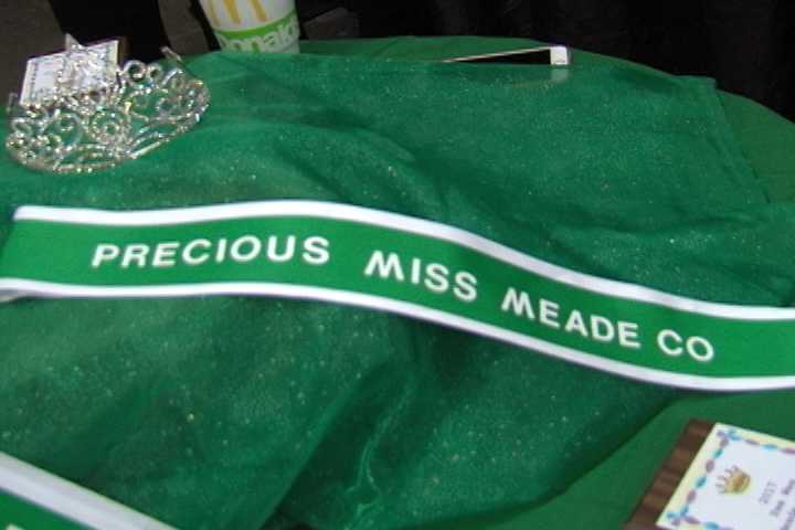 Meade County Fair Precious Miss Results