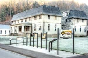 The Coalwood Club House