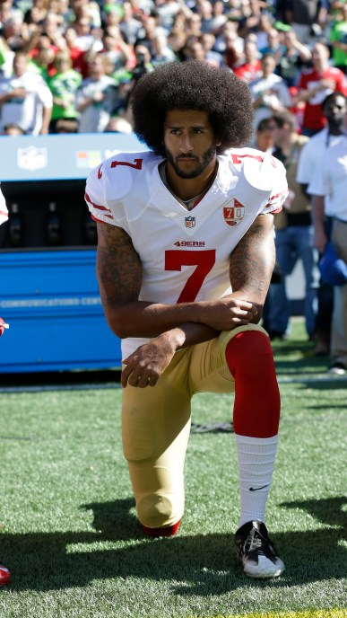 Colin Kaepernick has more support now, still long way to go | WVNS
