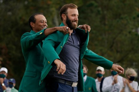 Dustin Johnson Buries Some Major Memories, Wins The Masters | WVNS
