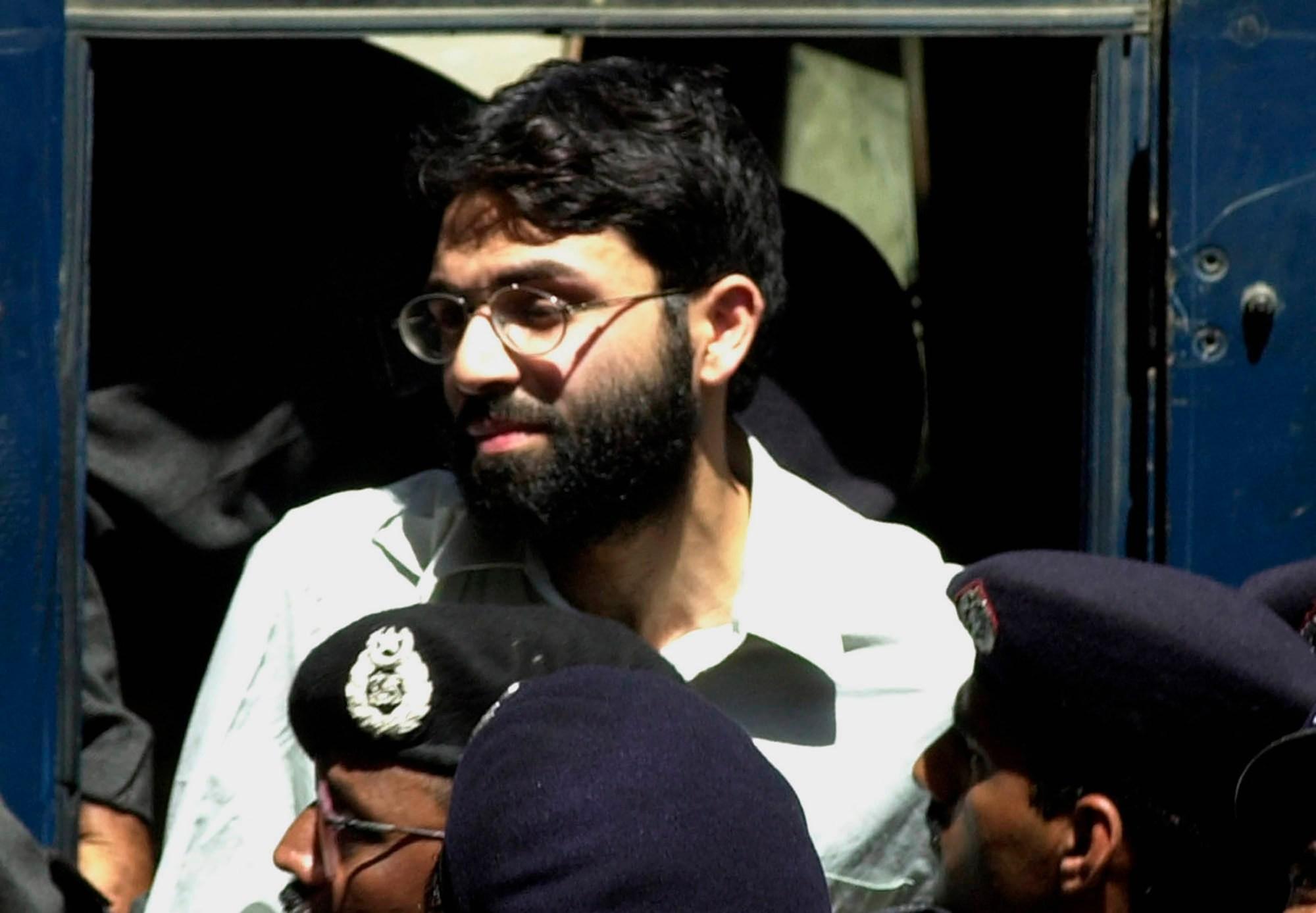 Ahmed Omar Saeed Sheikh