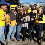 CBS Sports Network's Tailgate Fan comes to Morgantown this weekend