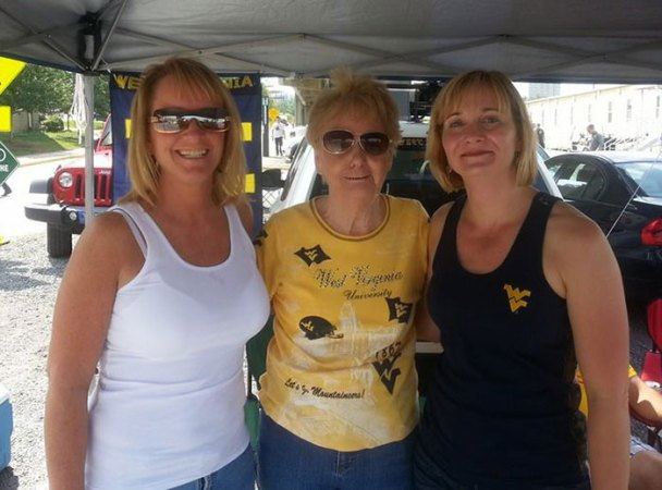 Missy, mom and me