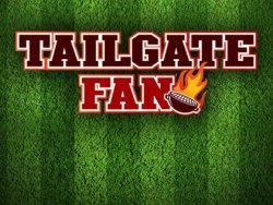 CBS Sports Network Tailgate Fan