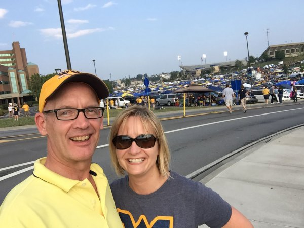 Mountaineer football teeming with crowd-pleasing, gameday traditions