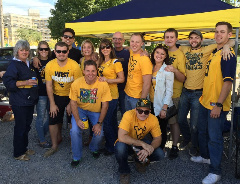 WVU vs. Maryland tailgate