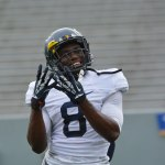Mountaineers ground the Eagles in season opener