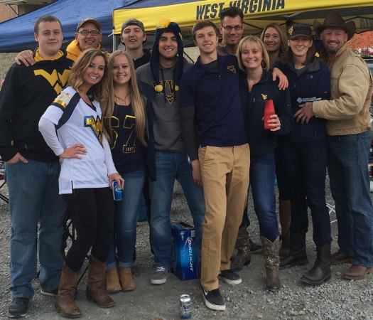 WVU vs. Texas Tech tailgate