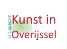 Werk van Kunst in Overijssel is te zien in De Puntjes Zwolle-Zuid 21 en 22 september