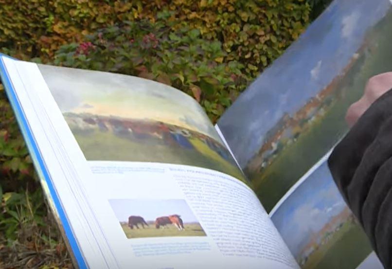 Opening expositie en doop boek In vervoering van IJsselschilder Jan Voerman