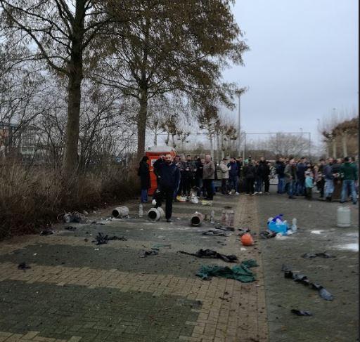 Waar kan en mag je carbidschieten in Zwolle Zuid en belangrijk ook zijn de regels…..