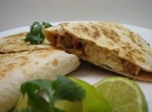 weight watchers chicken quesadillas recipe