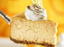 Weight Watchers Pumpkin Cheesecake recipe