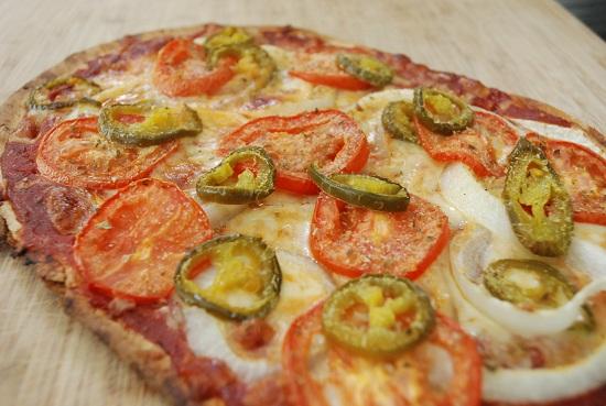 Flatout Thin Crust Pizza Recipe