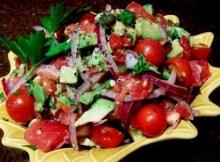 weight watchers bright summer salad recipe