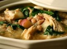 weight watchers chicken and white bean stew recipe