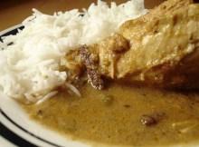 weight watchers chicken breasts in curry honey mustard sauce recipe