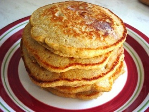 WeightWatchers Cinnamon Applesauce Pancakes Recipe
