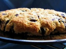 weight watchers diabetic blueberry scones recipe