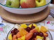 weight watchers ethiopian fruit salad recipe
