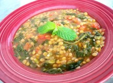 weight watchers greek lentil soup recipe