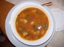weight watchers green beans and potato soup recipe
