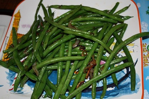 weight watchers green breans and shallots recipe
