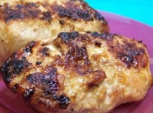 weight watchers grilled mustard-honey garlic pork chops recipe