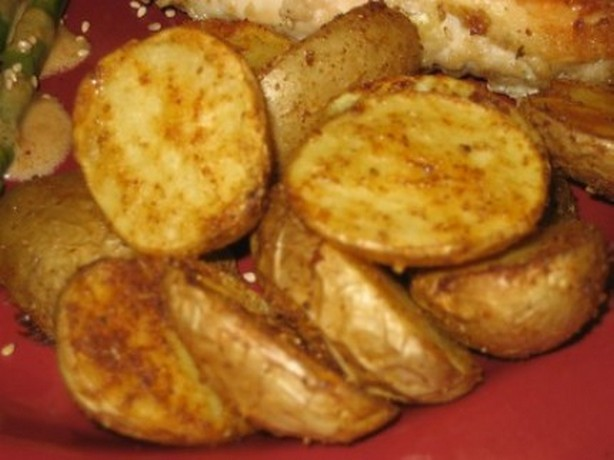 WeightWatchers Grilled Spicy New Potatoes Recipe